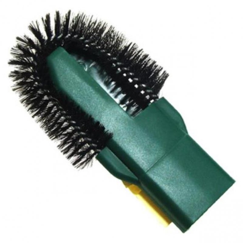 Iris girasole per pulizia caloriferi compatibile con Folletto VK120, VK121, VK122, VK130, VK131, VK135, VK136, VK140, VK150