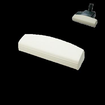 Scocca anteriore bianca per battitappeto Folletto ET340