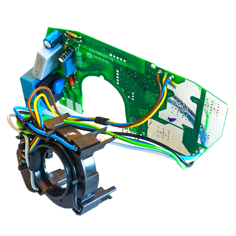 Scheda elettronica per folletto vk140 vk150 - Scheda motore folletto vk 140 ...