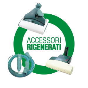 ACCESSORI FOLLETTO RIGENERATI